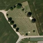 Chocques Military Cemetery (Google Maps)