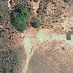 Escalante Cross (Google Maps)