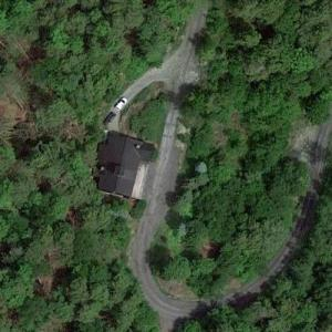 """The Barn"" recording studio (Trey Anastasio of Phish) (Google Maps)"