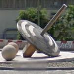 Top in the Roundabout (StreetView)