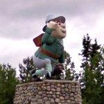 Statue of Josiah Flintabbatey Flonatin (StreetView)