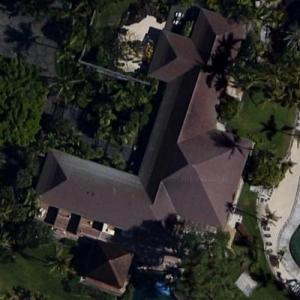 Paul Allen's House (deceased) (Google Maps)