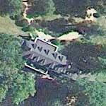 Pres. John Tyler's Sherwood Plantation (Google Maps)