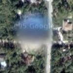 UFO over Florida 8 (Google Maps)