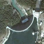 Kardzhali Hydroelectric Power Station (Google Maps)