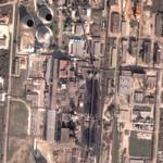 Ruse Iztok Power Plant (Google Maps)
