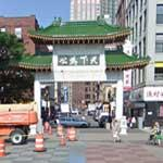 Chinatown Boston (StreetView)