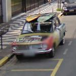 Surf car (StreetView)