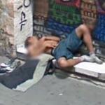 Sleeping (StreetView)