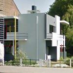 'Rietveld Schröder House' by Gerrit Thomas Rietveld (StreetView)