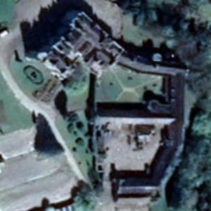 Kinnity Castle (Google Maps)