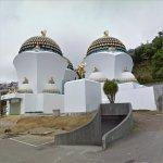 Temple at Chin Pao San cemetery (StreetView)