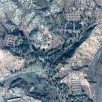 North Korean Dot Farms (Google Maps)