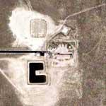 Missile Control Center (Google Maps)