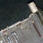 Crowley Maritime Co. barge (Google Maps)
