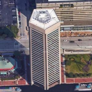 World Trade Center (Baltimore) (Google Maps)