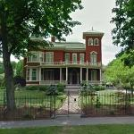 Stephen King's house (StreetView)