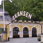 Skansen open air museum (StreetView)