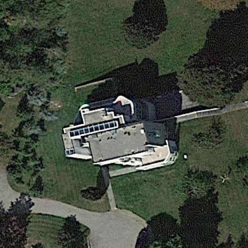 'Ehrenkranz Residence' by Richard Meier (Google Maps)