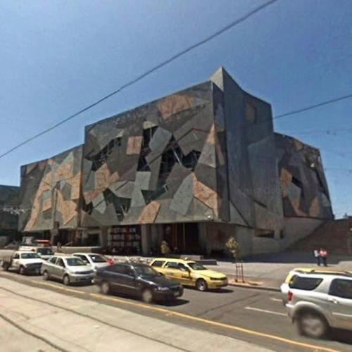 Australian Centre for the Moving Image (ACMI) (StreetView)