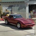 Chevrolet Corvette Second generation-C2 (1963–1967) (StreetView)