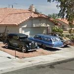 1936 Buick and 1965 Dodge (StreetView)