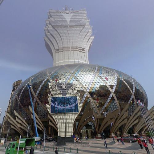 Grand Lisboa Hotel & Casino (StreetView)