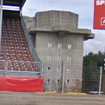 Flakturm IV G-Tower (WWII German Flak Tower) Hamburg (StreetView)