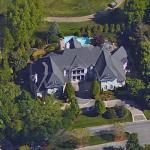 Blake Shelton's and Miranda Lambert's house (Former)