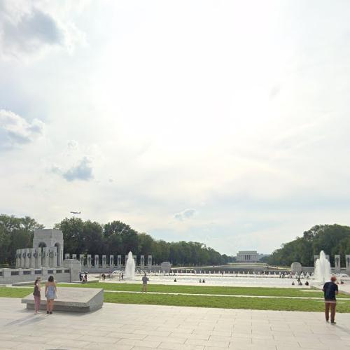 National World War II Memorial (StreetView)