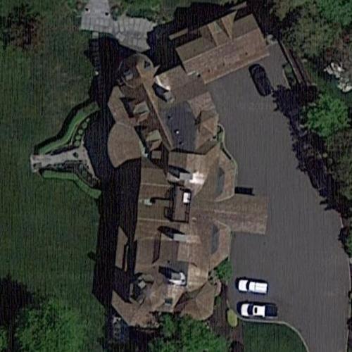 Sean Hannity's House (Google Maps)