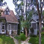 "The homes used in ""Grumpy Old Men"" (StreetView)"