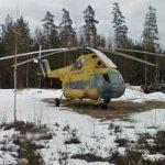 Mil Mi-8 'Hip' Helicopter (StreetView)
