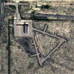 Odd Facility at Bomb Dump (Google Maps)