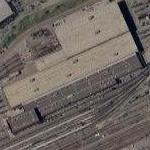 Ivy City Terminal High-Speed Rail Maintenance Facility (Google Maps)