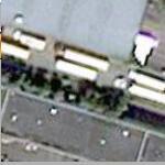 Smallville set (Google Maps)