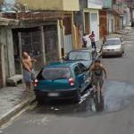 Car wash (StreetView)