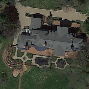 "Martin J. ""Hoot"" McInerney's House (Deceased) (Google Maps)"