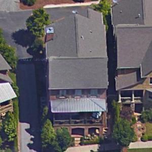 Cynthia Bailey's House (Former) (Google Maps)