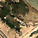 Iraqi Shipwreck (Google Maps)