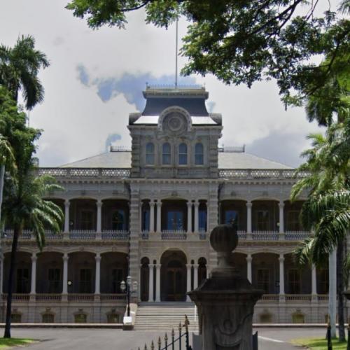 ʻIolani Palace (StreetView)