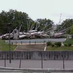 'Monument to General Koenig' by Albert Fraud (StreetView)