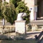 Reichsadler Head (StreetView)