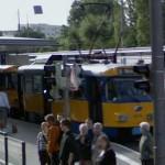 Leipzig tram