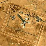 az-Zubayr naval missile assembly and storage facility (Google Maps)