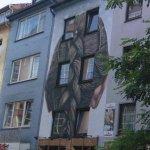 Hairdo Mural