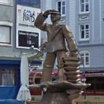 Hans Albers (StreetView)