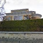 'Villa Schwob' by Le Corbusier (StreetView)