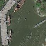 Jamestown Settlement Ships