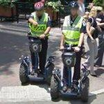 Segway Patrol (StreetView)